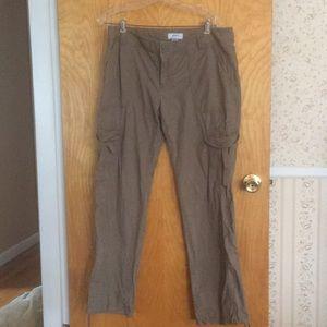 Old Navy Size 12 khaki carpenter style pant